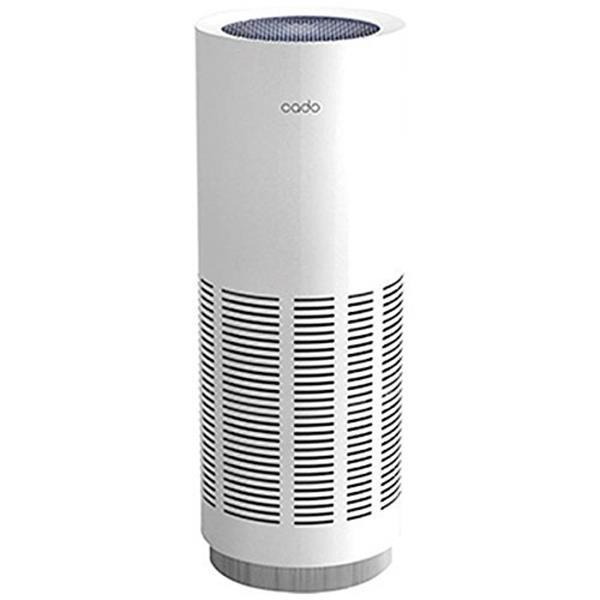 【送料無料】cado AP-C200-WH ホワイト [空気清浄機 (~22畳まで)]