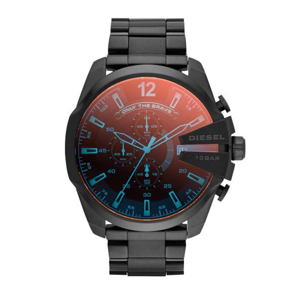 【送料無料】DIESEL DZ4318 メガチーフ クロノグラフ [腕時計] 【並行輸入品】