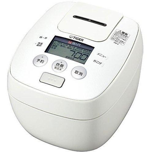 【送料無料】TIGER (5.5合)] JPB-R100 ホワイト 炊きたて 炊きたて [圧力IH炊飯ジャー JPB-R100 (5.5合)], 芝山町:53b7afca --- officewill.xsrv.jp