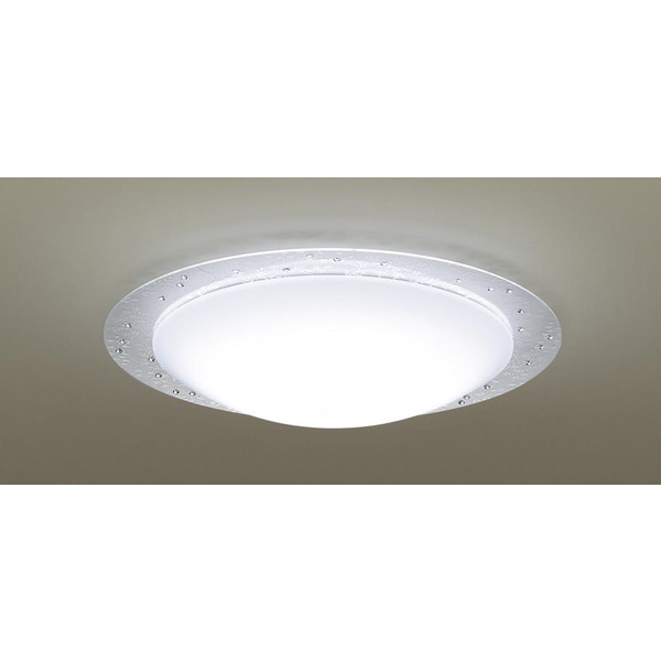 【送料無料】PANASONIC LGBZ1504 [洋風LEDシーリングライト (~8畳/調光・調色)]