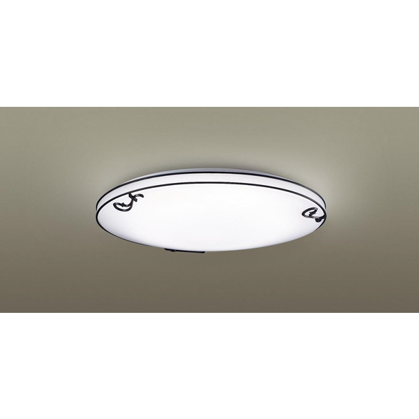 【送料無料】PANASONIC LGBZ3522 [洋風LEDシーリングライト (~12畳/調色・調光 リモコン付き サークルタイプ )]