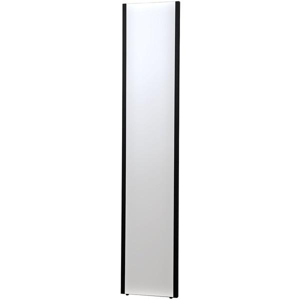 【送料無料】REFEX(リフェクス) NRM-3 B ブラック [割れない軽量な鏡・スリム姿見(30×150cm)]【同梱配送不可】【代引き不可】【沖縄・北海道・離島配送不可】【時間指定不可】