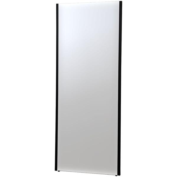 【送料無料】REFEX(リフェクス) NRM-5 B ブラック [割れない軽量な鏡・ビッグ姿見(60×150cm)]【同梱配送不可】【代引き不可】【沖縄・北海道・離島配送不可】【時間指定不可】
