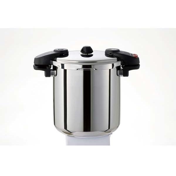 【送料無料】ワンダーシェフ 610232 NMDA10 プロミドル [両手圧力鍋 10L]