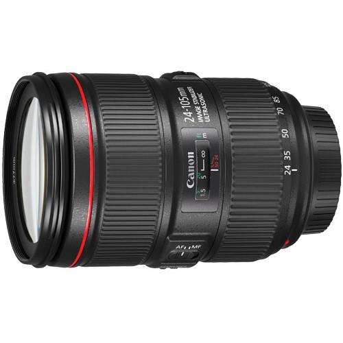 【送料無料】CANON EF24-105mm F4L IS II USM [交換レンズ (デジタル一眼レフカメラ)]