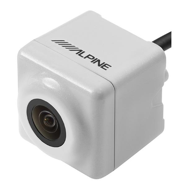 【送料無料】ALPINE HCE-C1000D-ES2-W ホワイト [バックビューカメラ]