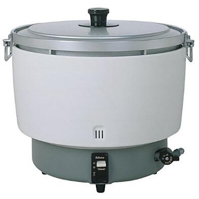 【送料無料】パロマ PR-101DSS-LP [ガス炊飯器 (5.5升炊き・プロパンガス用・折れ取手付)]