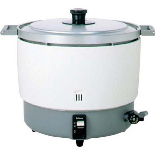 【送料無料】パロマ PR-6DSS(F)-LP [ガス炊飯器 (3.3升炊き・プロパンガス用・フッ素内釜)]