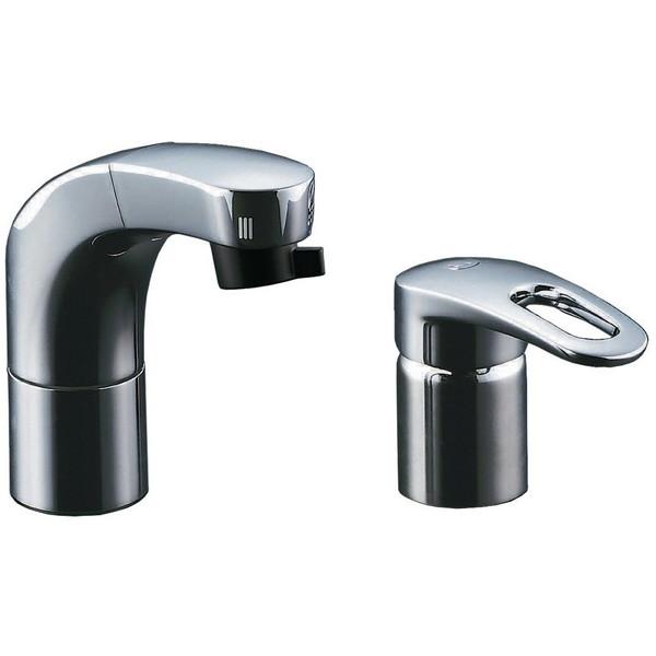 【送料無料】INAX RLF-682YN [洗面用シングルレバー混合水栓 (寒冷地用・ホース引出式)]