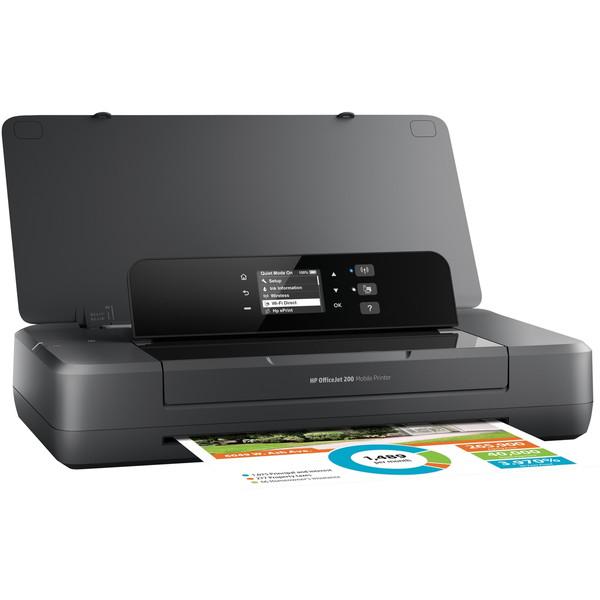 【送料無料】HP CZ993A#ABJ Officejet 200 Mobile [A4カラーインクジェットプリンター] 【同梱配送不可】【代引き・後払い決済不可】【沖縄・北海道・離島配送不可】