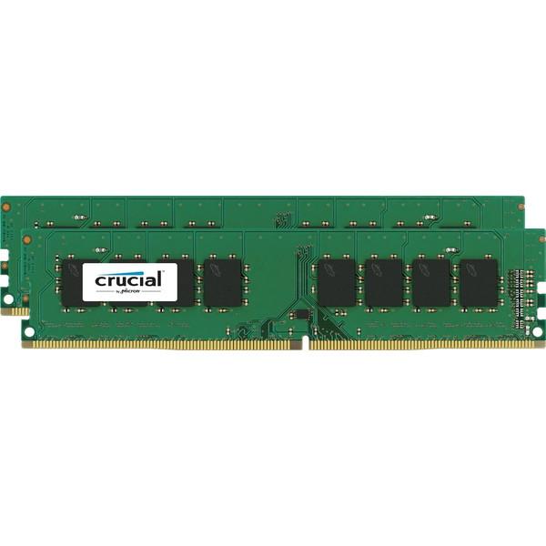 【送料無料】Crucial CT2K16G4DFD824A [DDR4 PC4-19200(16GB 2枚組)] 【同梱配送不可】【代引き・後払い決済不可】【沖縄・北海道・離島配送不可】