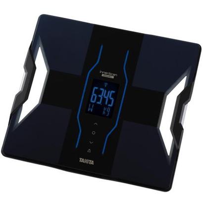 【送料無料】タニタ 体重計 RD-907-BK ブラック インナースキャンデュアル スマホ対応 アプリ TANITA RD907 体組成計 体脂肪計 父の日 プレゼントにおすすめ BMI 筋肉量 筋質点数 推定骨量 内臓脂肪レベル 基礎代謝量 体内年齢