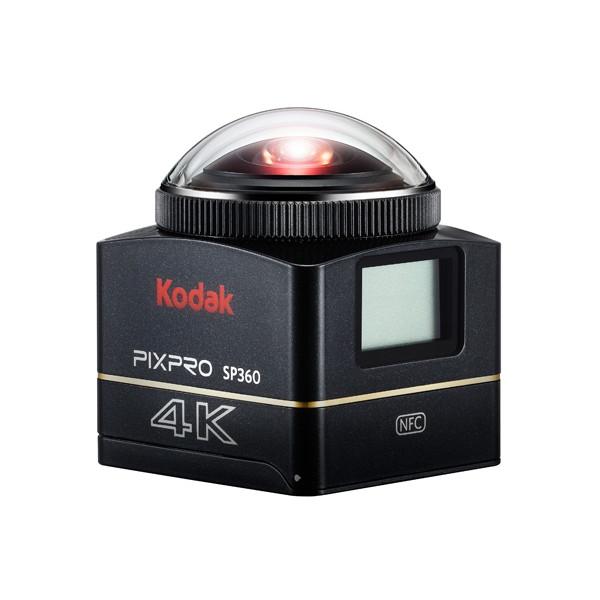 デイトナ D93436 [Kodak PIXPRO SP360 4K アクションカメラ]