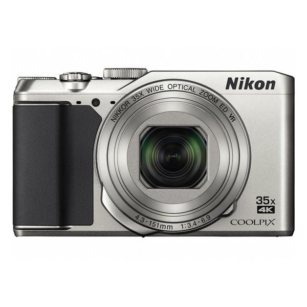 【送料無料】Nikon COOLPIX A900 シルバー [コンパクトデジタルカメラ(2029万画素)]
