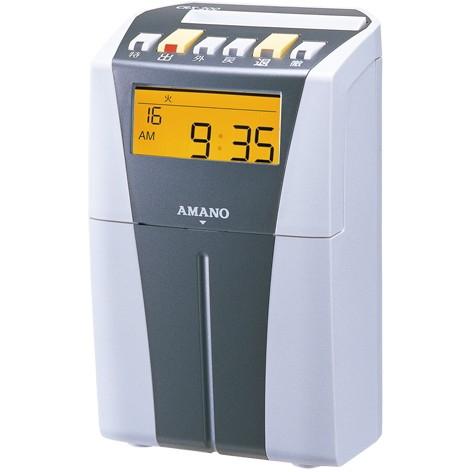 【送料無料】AMANO 1318-CRX-200(S) タイムレコーダー
