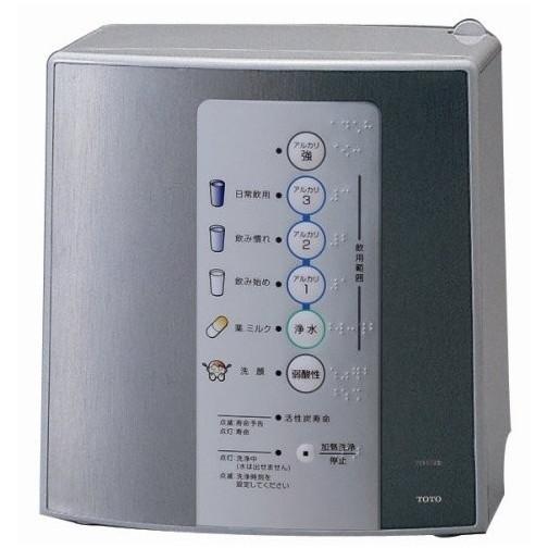 【送料無料】TOTO TEK513 新型アルカリ7 [アルカリイオン水生成器 (高性能カートリッジ搭載/据置き型)]