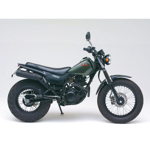 デイトナ D45932 [COZYシート スーパーローダブルII TW200/225用 ブラック]