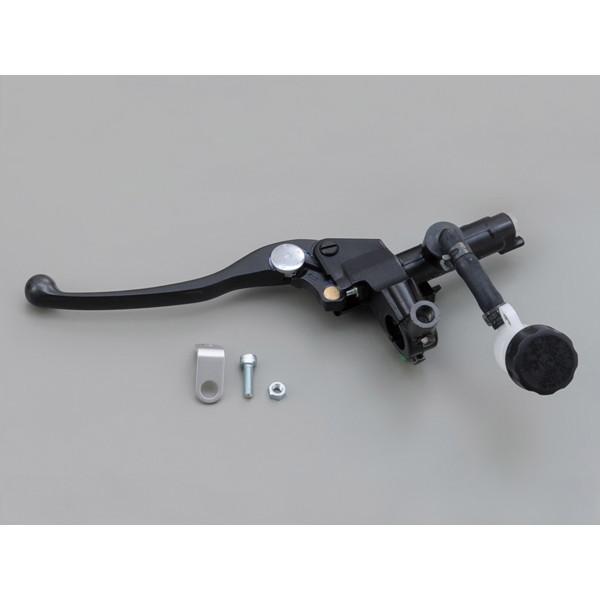デイトナ D61755 [NISSIN クラッチマスターシリンダー横型 5/8インチ ブラック/ブラック]