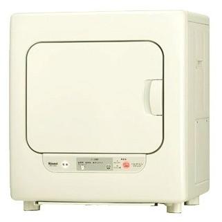 【送料無料】Rinnai RDT-30A-LP シティグレー ガスの乾太くん [ガス衣類乾燥機 (左開き/3.0kg/プロパンガス用)]