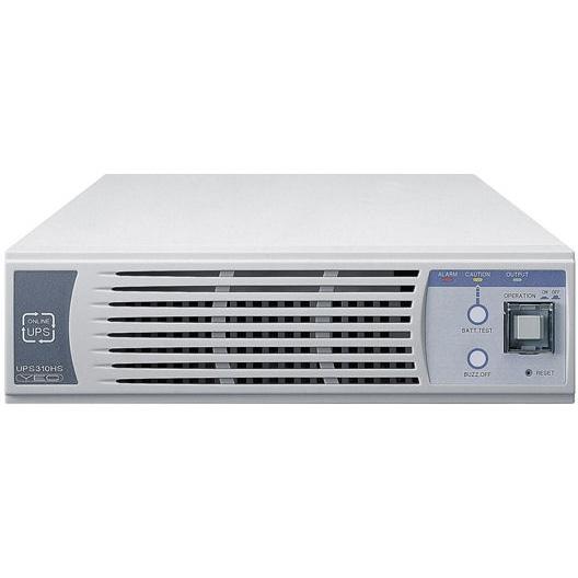 ユタカ電機製作所 YEUP-031SA [小型無停電電源装置(出力容量350VA/250W)]