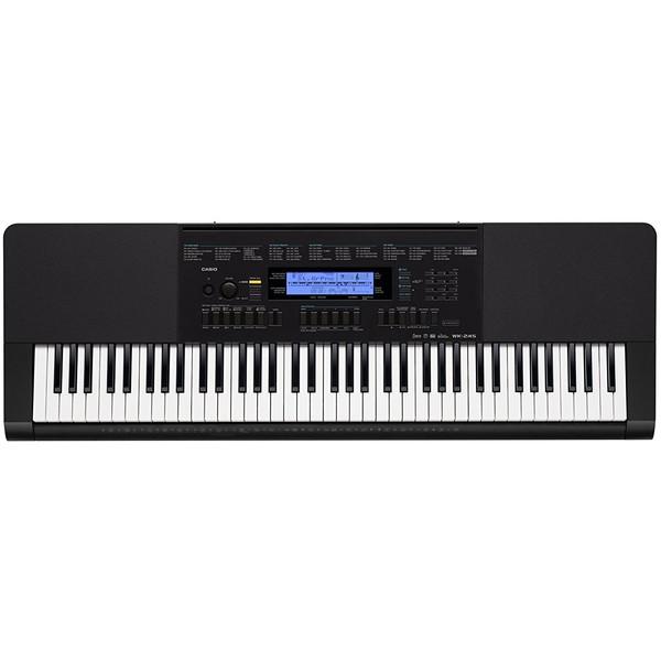 【送料無料】CASIO WK-245 [ベーシックキーボード (76鍵)]