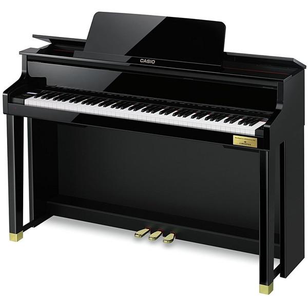 【送料無料】CASIO GP-500BP ブラックポリッシュ仕上げ CELVIANO Grand Hybrid [電子ピアノ (88鍵盤)]【同梱配送不可】【代引き不可】【沖縄・北海道・離島配送不可】