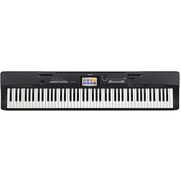 【送料無料】CASIO PX-360MBK ソリッドブラック調 Privia [ステージピアノ (88鍵盤)]