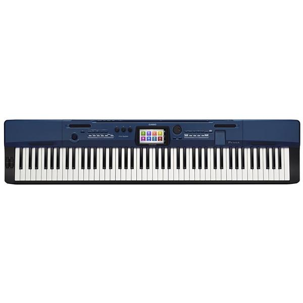 【送料無料】CASIO PX-560MBK ディープブルー調 Privia [ステージピアノ (88鍵盤)]