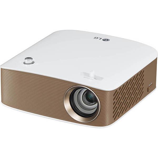 【送料無料】LGエレクトロニクス PH150G ホワイト Minibeam [ホームプロジェクター]