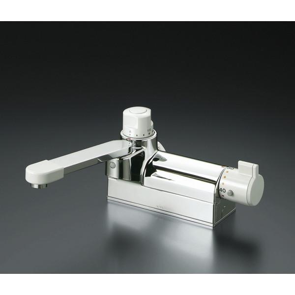 【送料無料】KVK KM298G デッキ定量サーモスタット混合栓
