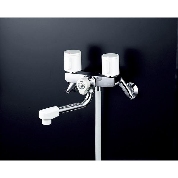 【送料無料】KVK KF2G3Z 寒 2ハンドルシャワー