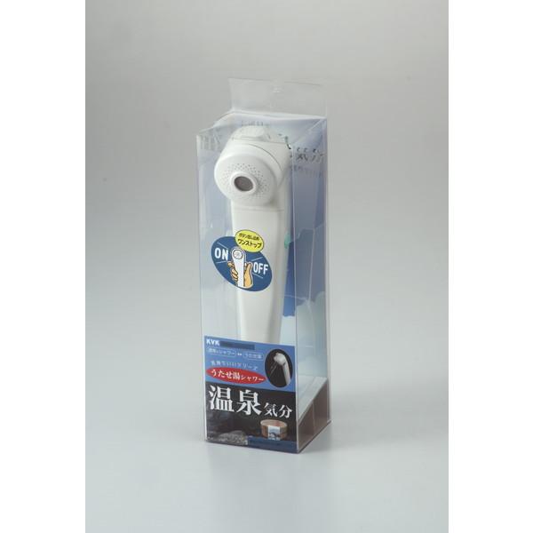 【送料無料】KVK PZ935 うたせ湯シャワーヘッド 減圧弁付 日雑