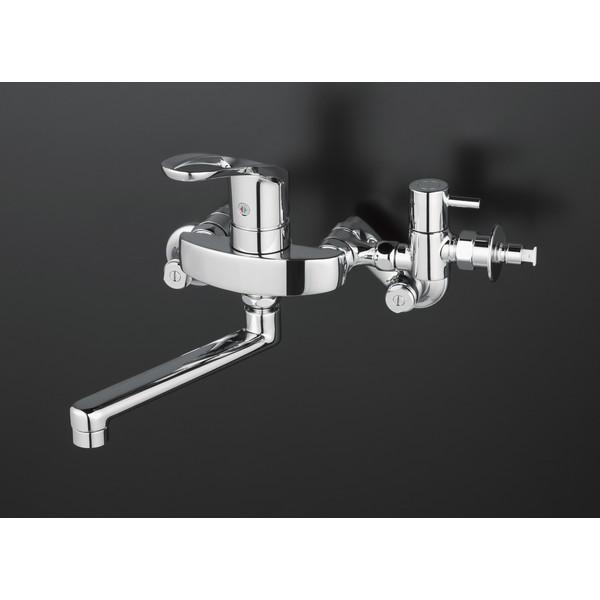 【送料無料】KVK KM5000CHTTU 給湯接続 シングル混合栓