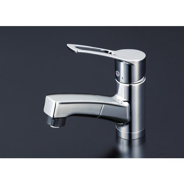 【送料無料】KVK KM8001ZTF 寒 洗面シャワー付混合栓