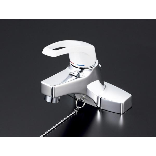 【送料無料】KVK KM7014ZT2HP 寒 洗面混合栓 ポップ