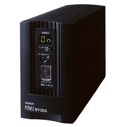 【送料無料】OMRON BY35S [無停電電源装置 350VA/210W] 【同梱配送不可】【代引き・後払い決済不可】【沖縄・離島配送不可】