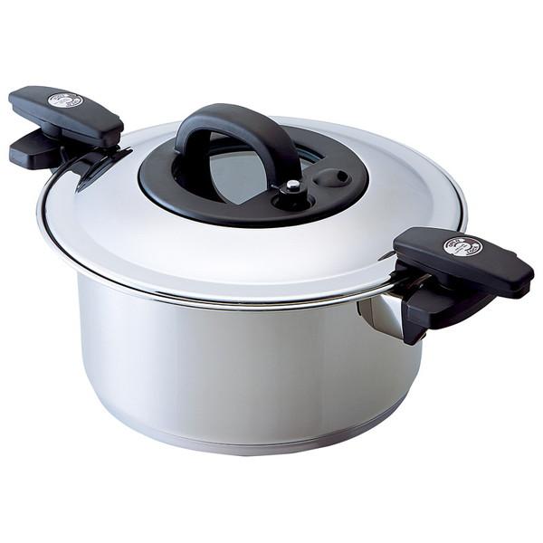 【送料無料】03801605 CA-24 ベローナ 調圧鍋 24cm