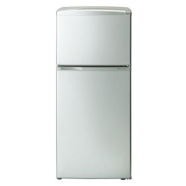 【送料無料】AQUA AQR-111F-S アーバンシルバー [冷蔵庫 (109L・右開き・2ドア)]