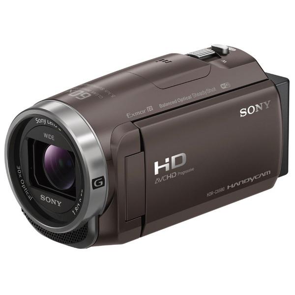 【送料無料】ソニー (SONY) HDR-CX680-Ti ブロンズブラウン [デジタルHDビデオカメラレコーダー] ハンディカム