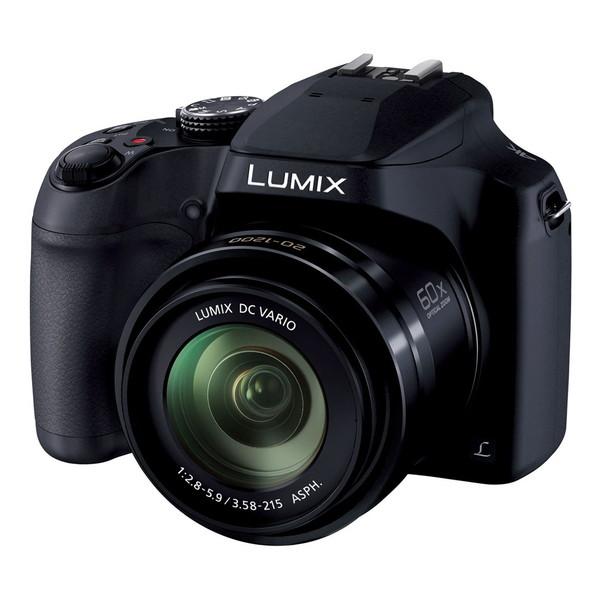 【送料無料】PANASONIC DC-FZ85-K LUMIX [コンパクトデジタルカメラ(1810万画素)]