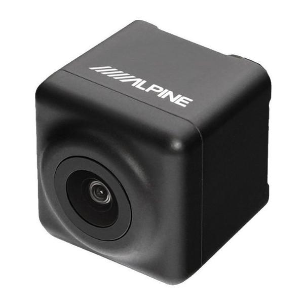 ALPINE HCE-C1000D-SE ブラック [バックカメラ(セレナ C27用)]