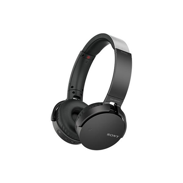 【送料無料】SONY MDR-XB650BT-BZ ブラック [ワイヤレスステレオヘッドセット]