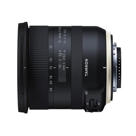 【送料無料】TAMRON 10-24mm F3.5-4.5 DiII VC HLD (Model B023) ニコン用 [広角ズームレンズ(ニコンFマウント(APS-C用))]