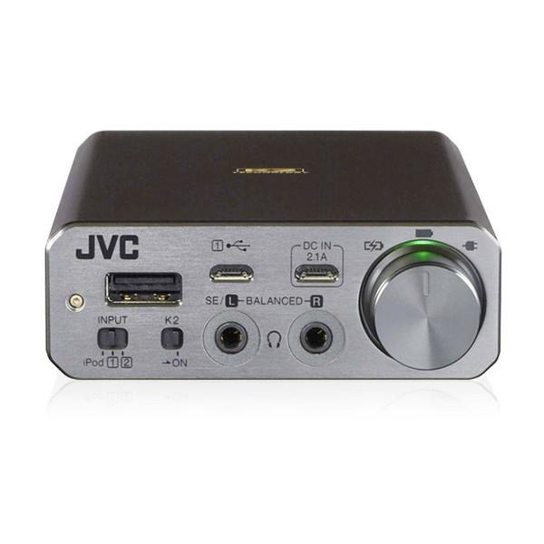 【送料無料】JVC SU-AX01 [ポータブルヘッドホンアンプ・ハイレゾ対応]