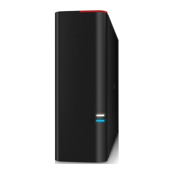 【送料無料】BUFFALO HD-GD8.0U3D DriveStation [外付けハードディスク(8TB・USB3.0用・冷却ファン搭載)]