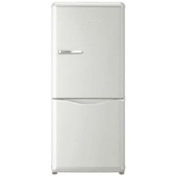 【送料無料】DAEWOO DR-C15AW ホワイト [冷蔵庫 (2ドア・右開き・150L)]