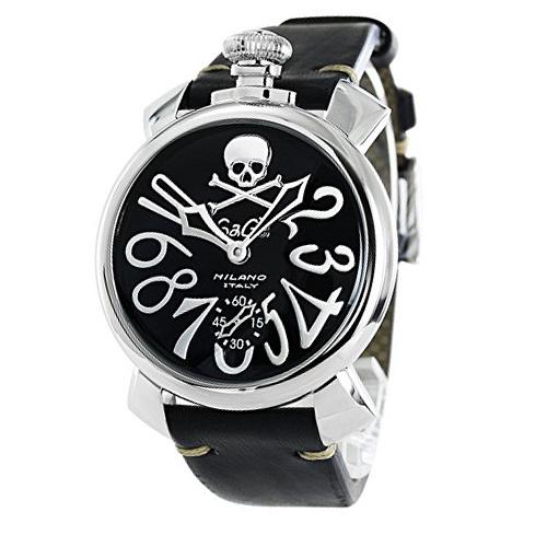 【送料無料】GAGA milano 5010ART.02S マヌアーレ アートコレクション 自動巻き [腕時計] 【並行輸入品】