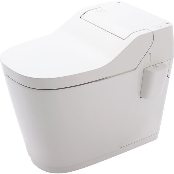 トリプル汚れガードでさらに進化 アラウーノS2 XCH1401WS パナソニック PANASONICトイレ アラウーノS 全自動おそうじトイレ タンクレストイレ 排水心120・200mm 床排水 標準タイプ 手洗いなし ホワイト 便器 リフォーム 便座一体型