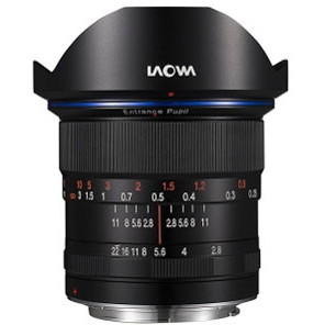 LAOWA LAOWA 12mm F2.8 Zero-D ペンタックス用 ブラック [カメラ用交換レンズ]