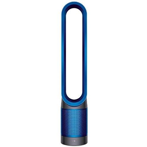 【送料無料】DYSON TP03IB アイアン/ブルー Pure Cool Link [空気清浄機能付タワーファン]